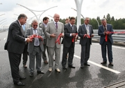 On 02 August 2013 the WHSD Northern Section from Primorsky road junction to Beloostrov was opened for traffic
