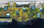 Stroyproekt will develop a feasibility study for the third stage of the Sochi Bypass Project
