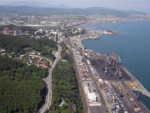 Vladivostok - Nakhodka - Vostochny Port Highway