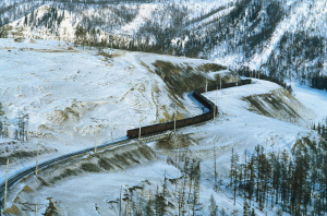 Infrastructure modernisation at the Far Eastern Railway section between Ulak and Fevralsk