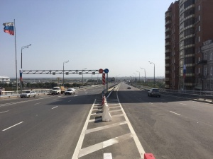 Voroshilovsky Bridge is Open to Traffic