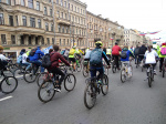 Stroyproekt Employees Take Part in Great Cycling Ride
