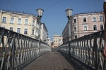 Small Bridges in the Historical Centre of St. Petersburg: Review