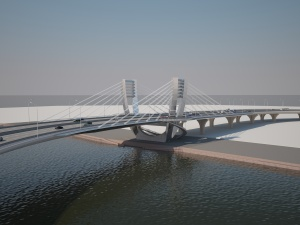 Bridge over the Small Neva near Serny Island Will Be Renamed after Agustin de Betancourt