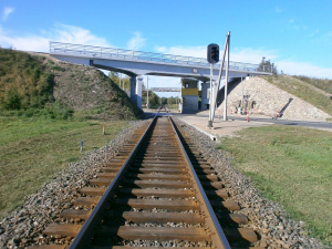 Western Bypass Railway of Saratov