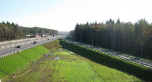 М-1 Belarus Highway, section from 33 km to 84 km