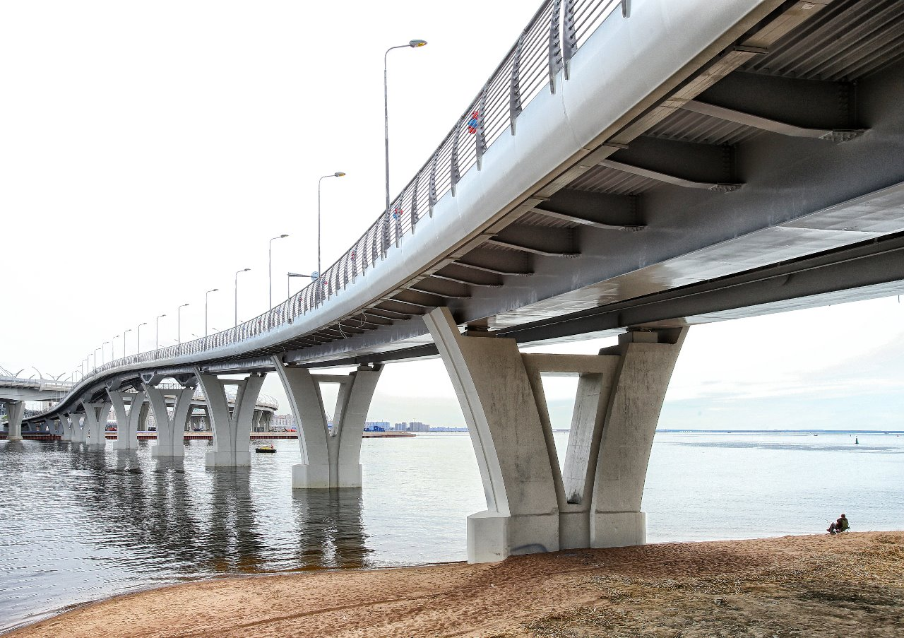 The project of the fourth Novosibirsk bridge over the Ob is approved 19
